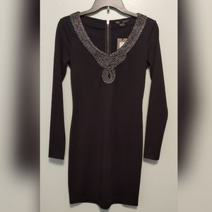 A/X Long Sleeve Mini Dress